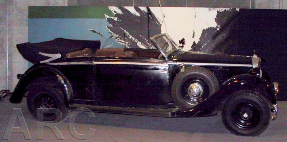 Reinhard Heydrich Funeral Reinhard Heydrich Car ...