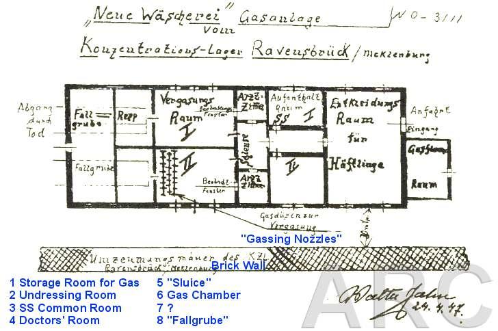 Prison Gas Chamber Diagram Wiring Source