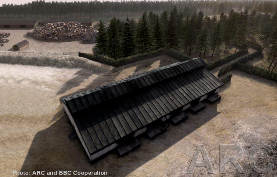Die gaskammern in treblinka for Camarade de chambre