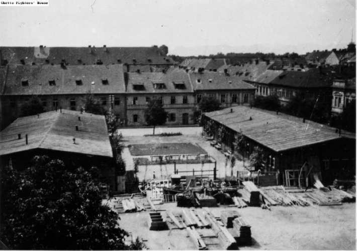 theresienstadt nazi ghetto located in czechoslovakia