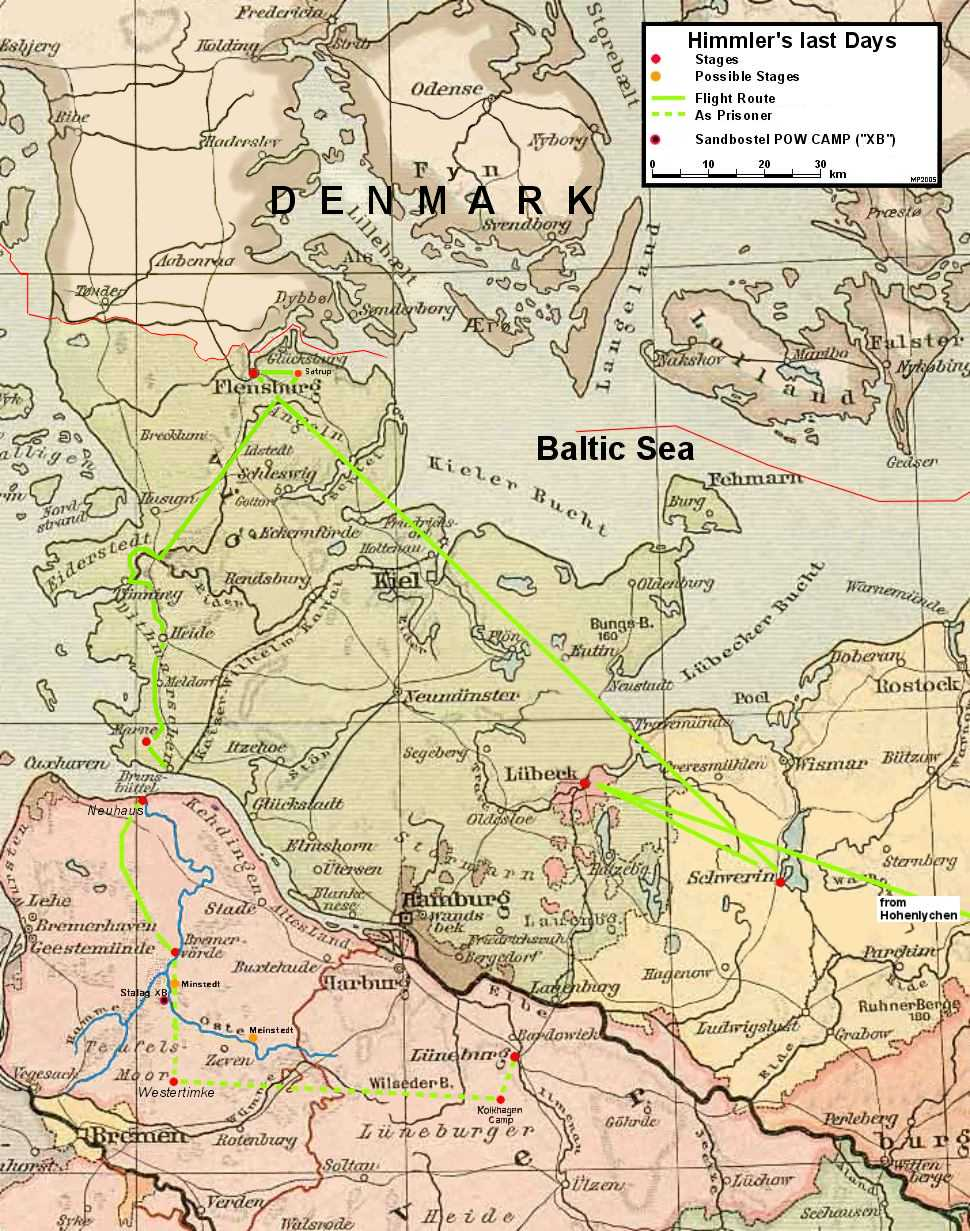 Bio de Heinrich himmler Bighimmlermap